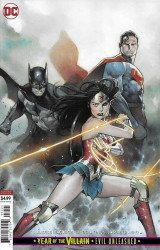 DC Comics's Justice League Issue # 32b
