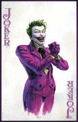 DC Comics's Joker: Year of the Villain Issue # 1crain-c