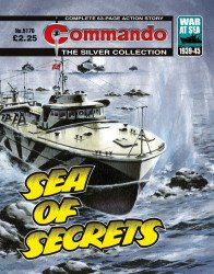 D.C. Thomson & Co.'s Commando: For Action and Adventure Issue # 5170
