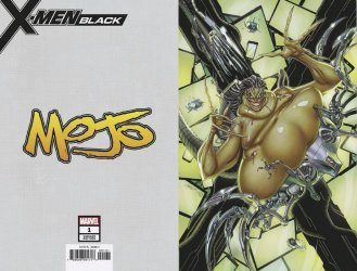 Marvel Comics's X-Men: Black Mojo Issue # 1c