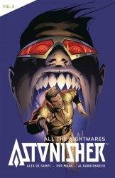 Lion Forge Comics's Catalyst Prime: Astonisher TPB # 2