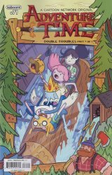 KaBOOM!'s Adventure Time Issue # 71