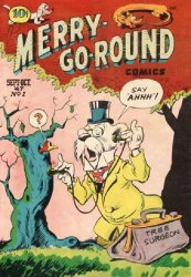 Rotary Litho. Co. Ltd.'s Merry-Go-Round Comics Issue # 1