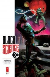 Image Comics's Black Science Issue # 1