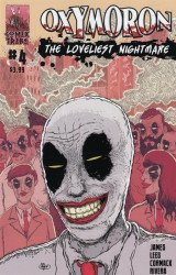 ComixTribe's Oxymoron: The Loveliest Nightmare Issue # 4b