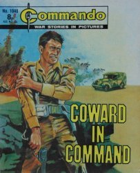 D.C. Thomson & Co.'s Commando: War Stories in Pictures Issue # 1048