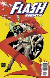 DC Comics's The Flash: Rebirth Issue # 4
