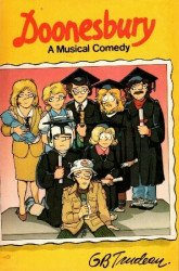 Holt's Doonesbury: A Musical Comedy Soft Cover # 1