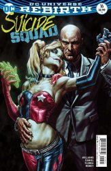 DC Comics's Suicide Squad Issue # 16b