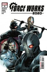 Marvel Comics's Force Works 2020 Issue # 2