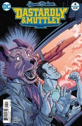 DC Comics's Dastardly & Muttley Issue # 4