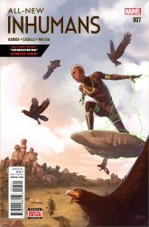 Marvel's All-New Inhumans Issue # 7