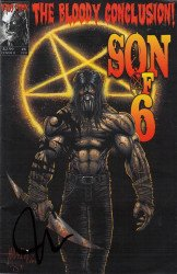 Virus Comix's Son of 6 Issue # 6b