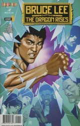 Darby Pop's Bruce Lee: The Dragon Rises Issue # 1