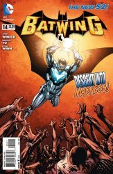 DC Comics's Batwing Issue # 14