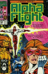 Marvel Comics's Alpha Flight Issue # 100
