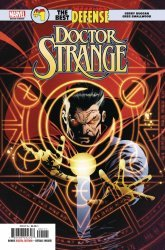 Marvel Comics's Doctor Strange: The Best Defense Issue # 1
