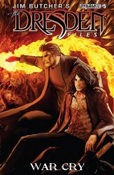 Dynamite Entertainment's Jim Butcher's Dresden Files: War Cry Issue # 5