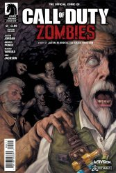 Dark Horse Comics's Call of Duty Zombies 2 Issue # 2