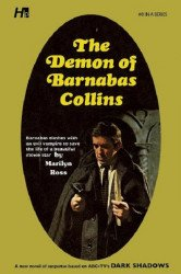 Hermes Press's Dark Shadows: The Complete Paperback Library Reprint  TPB # 8