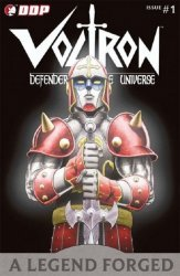 Devil's Due Publishing's Voltron: A Legend Forged Issue # 1e