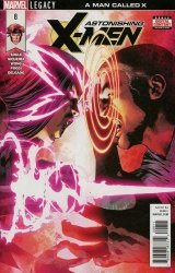 Marvel Comics's Astonishing X-Men Issue # 8