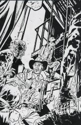 Image Comics's The Walking Dead Issue # 2blind bag-d