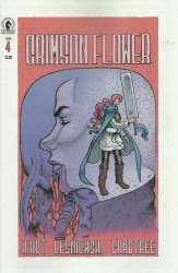Dark Horse Comics's Crimson Flower Issue # 4