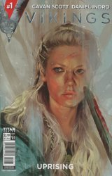 Titan Comics's Vikings: Uprising Issue # 1c