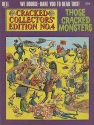 Major Magazines's Cracked Collector's Edition Issue # 4