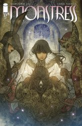Image Comics's Monstress Issue # 27