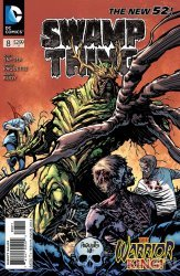 DC Comics's Swamp Thing Issue # 8