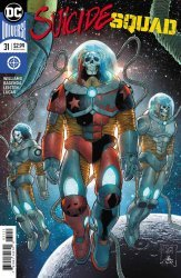 DC Comics's Suicide Squad Issue # 31
