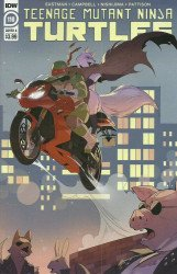 IDW Publishing's Teenage Mutant Ninja Turtles Issue # 110