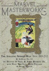 Marvel Comics's Marvel Masterworks: Amazing Spider-Man Hard Cover # 20b