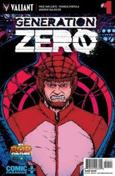 Valiant Entertainment's Generation Zero Issue # 1pop culture