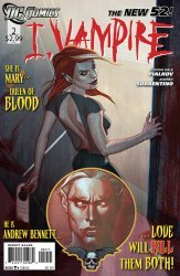 DC Comics's I, Vampire Issue # 2