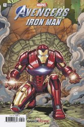 Marvel Comics's Marvels Avengers Iron Man Issue # 1b