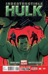 Marvel Comics's Indestructible Hulk Issue # 9