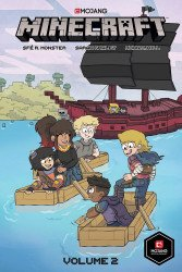 Dark Horse Comics's Minecraft: Wither Without You TPB # 2