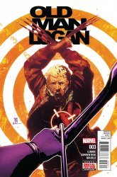 Marvel Comics's Old Man Logan Issue # 3