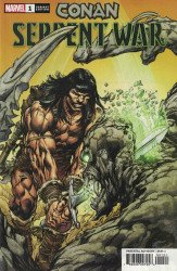 Marvel Comics's Conan: Serpent War Issue # 1b