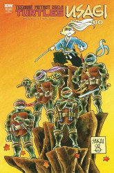 IDW Publishing's Teenage Mutant Ninja Turtles / Usagi Yojimbo Issue # 1sakai
