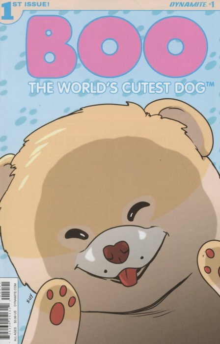 Most Inspiring Boo Army Adorable Dog - dynamite-entertainment-boo-worlds-cutest-dog-issue-1d  Collection_764362  .jpg