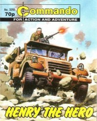 D.C. Thomson & Co.'s Commando: For Action and Adventure Issue # 3295