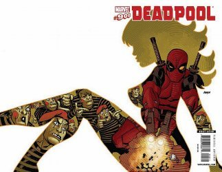 Marvel Comics's Deadpool Special # 900