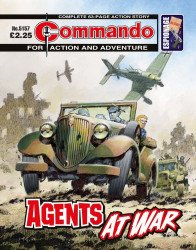 D.C. Thomson & Co.'s Commando: For Action and Adventure Issue # 5157