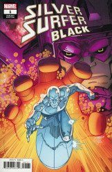 Marvel Comics's Silver Surfer: Black Issue # 1g