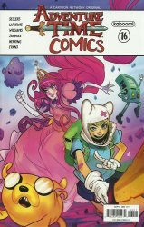 KaBOOM!'s Adventure Time Comics Issue # 16
