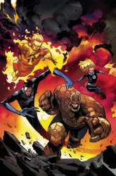 Marvel Comics's Fantastic Four Issue # 11e